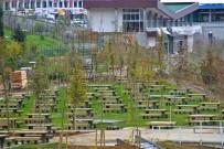 YÜRÜYÜŞ YOLU - TOKİ'nin Kayaşehir'de Yaptığı Millet Bahçesi Açılıyor