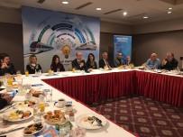 TOPLU TAŞIMA - Trabzon Büyükşehir Belediye Başkanlığına Aday Adaylığını Açıklayan Mustafa Yaylalı, Basın Toplantısı Düzenledi
