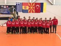 DÜNYA ŞAMPİYONU - Trakya Birlik Bulgaristan'da Fırtına Gibi Esti