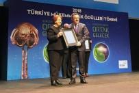 YETKINLIK - TREDAŞ'a Türkiye Kalite Kongresi'nde Ödül