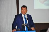 CELAL BAYAR ÜNIVERSITESI - TÜBİTAK Başkanı Hasan Mandal, Manisa'da Sunum Yaptı