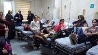 ÇAVUŞLU - Vakfıkebir'de 42 Öğrenci Okulda Yedikleri Yemekten Zehirlendi