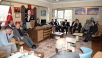 ÖZEL SEKTÖR - Vali Okay Memiş Açıklaması 'Kar Külfet Değil Nimettir'