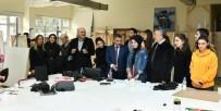 19 MAYıS - Vali Osman Kaymak, Rektör Bilgiç Eşliğinde GSF'yi Gezdi