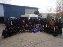 PAKISTAN - Van'da 34 Yabancı Uyruklu Kaçak Şahıs Yakalandı