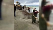 ENDEMIK - Van Gölü'ne Sızan Zift Temizlendi