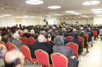 ŞEVKI YıLMAZ - Yahyalı'da 'Yeniden Diriliş' Adlı Konferans Düzenlendi