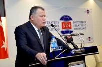 SELÇUK ÜNIVERSITESI - Yargıtay Başkanı Cirit Açıklaması 'Özbekistan Ve Türkiye Aynı Ulu Ağacın Dalları'