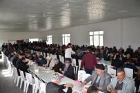 DAVUTLAR - Yunusemre'den 13 Kırsal Mahalleye Düğün Salonu Ve Sosyal Tesis