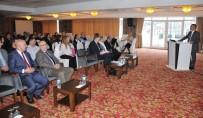 AB Büyükelçisi Erasmus+ Bilgi Günü'ne Katıldı