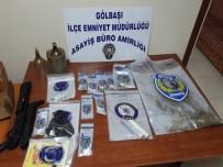 Adıyaman'da Uyuşturucu Partilerine Polis Baskını