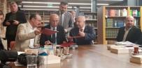 BILAL ERDOĞAN - Adıyaman Üniversitesi İle İBTAV Arasında İş Birliği Protokolü İmzalandı