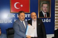 TEVEKKÜL - AK Parti'de Son Başvuru Sedat Namal'dan Geldi