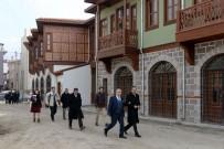 CELALETTIN GÜVENÇ - AK Partili Milletvekilleri Hamamarkası'nda