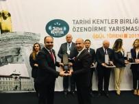 BAŞARI ÖDÜLÜ - Akçadağ Belediyesi'ne Bir Ödül Daha