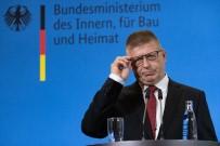 Alman İstihbaratının Yeni Başkanı Haldenwang Oldu