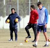 ANTALYASPOR - Antalyaspor'da Hazırlıklar Sürüyor