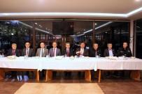 İSMAİL KARAKULLUKÇU - Arifiye Kaymakamı Yazıcı'ya Veda Yemeği Düzenlendi