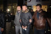 NUMUNE HASTANESİ - Arkadaşını 45 Yerinden Bıçakladı,  Eğlence Mekanında Yakalandı