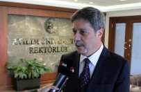 Atılım Üniversitesi Tıp Fakültesi Dekanı Prof. Dr. Gönüllü Açıklaması 'Türkiye, Canlıdan Nakilde Kore'den Sonra İkinci'