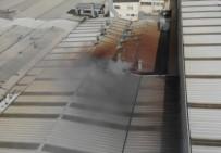 CIHANGIR - Avcılar'daki Fabrika Yangınında 6 Kişi Dumandan Etkilendi