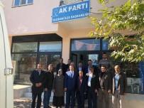 HAYVANCILIK - Bakan, Seçim Çalışmalarına Hız Verdi