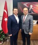 Başkan Bakıcı'dan İl Sağlık Müdürü Keskin'e 'Hayırlı Olsun' Ziyareti