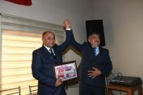 HASAN ARSLAN - Başkan Hasan Arslan'a Odalardan Tam Destek