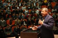 KARATE - Başkan Karabacak Gençlerle Buluştu