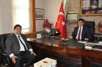 Başkan Oral'dan Üç Önemli Ziyaret