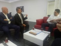 Başkan Ufuk Aksoy Açıklaması Pazarlar Küçük Sanayi Sitesi Yerel Seçimlere Yetişecek