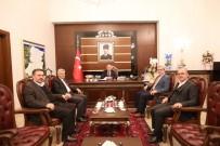 Başkanlardan Vali Nayir 'E Hayırlı Olsun Ziyareti