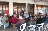 ŞEHİT BABASI - Belediye Başkan Adayı Karataş Açıklaması ''Ortak Akılla Yöneteceğiz'