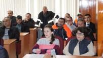 Belediye Personeline 'İş Sağlığı Ve İş Güvenliği' Semineri