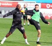 AYDOĞAN - Beşiktaş şut çalıştı