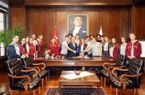 AHMET YıLDıZ - Büyükçekmeceli Öğrenciler Tüm Türkiye'nin Gururu Oldu