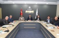 CEMAL GÜRSEL - Büyükşehir Belediyesi Karla Mücadeleye Hazır