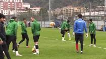Çaykur Rizespor'da Sivasspor Maçı Hazırlıkları
