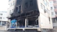 Çermik Müftülük Binasında Yangın