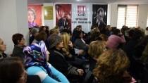CHP Kadın Kolları Genel Başkanı Fatma Köse Açıklaması