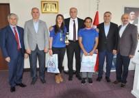 MASA TENİSİ - Denizde Çalışıp Akarsu Slalom Şampiyonası'nda Madalya Kazandılar