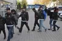 NARKOTIK - Denizli'de Uyuşturucu Operasyonu Açıklaması 1'İ Kadın 4 Kişi Tutuklandı