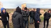 PAKISTAN - Edirne'de 14 Düzensiz Göçmen Yakalandı