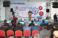 FıRAT ÜNIVERSITESI - Elazığ'da ' İş Ve İstihdam Fuarı'
