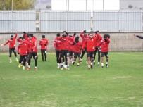 Elazığspor'da Osmanlıspor Maçı Hazırlıkları Başladı