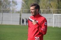 ZIRAAT TÜRKIYE KUPASı - Elazığspor'un İzlandalı Oyuncusu Bjarnason Serbest Kaldı