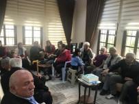 SATRANÇ - Emekli Evleri'nde Doğum Günü Kutlandı