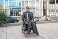 Engelli Genç, Belediye Başkan Aday Adayı Oldu