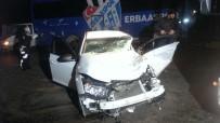 Erbaaspor Kulüp Otobüsü Kaza Yaptı Açıklaması 1 Ölü, 3 Yaralı