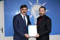 ARDAHAN BELEDIYESI - Eski İl Başkanı Baydar, Belediye Başkan Aday Adaylığı Başvurusunu Yaptı